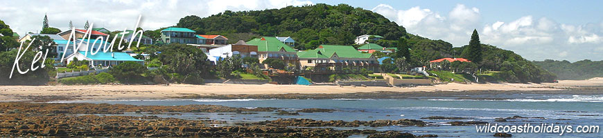Kei Mouth Accommodation