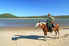 Horse Riding, Kei Mouth